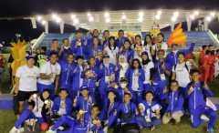 PON Papua - Jawa Barat juara umum cabang atletik